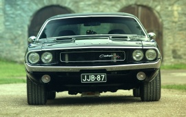 Challenger RT Muscle Car