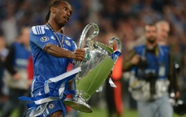Champions League Drogba