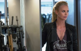 Charlize Theron Fast 8 2017