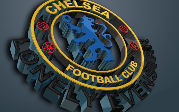 Chelsea Logo 3D (click to view)