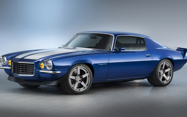 Chevrolet 1970 Camaro RS Supercharged LT4 Concept 2015 (click to view)