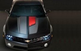 Chevrolet Camaro 45th Anniversary Edition Black