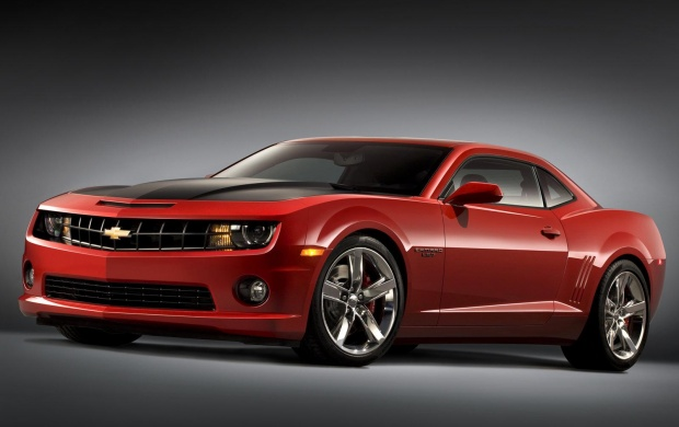 Chevrolet Camaro LS7 Concept 2008 (click to view)
