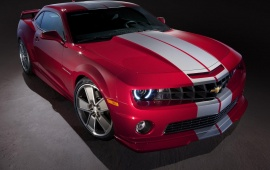 Chevrolet Camaro Red Flash Concept 2010