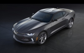Chevrolet Camaro RS 2016 View