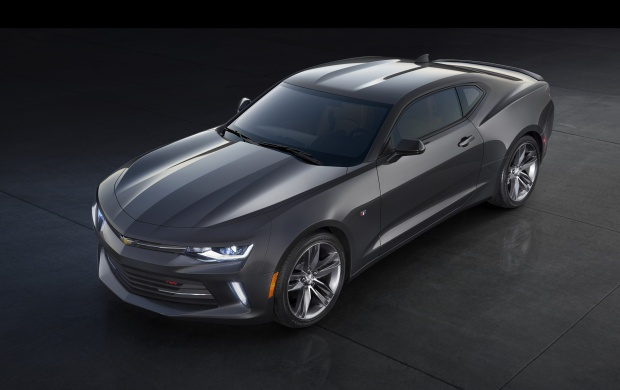 Chevrolet Camaro RS 2016 View (click to view)