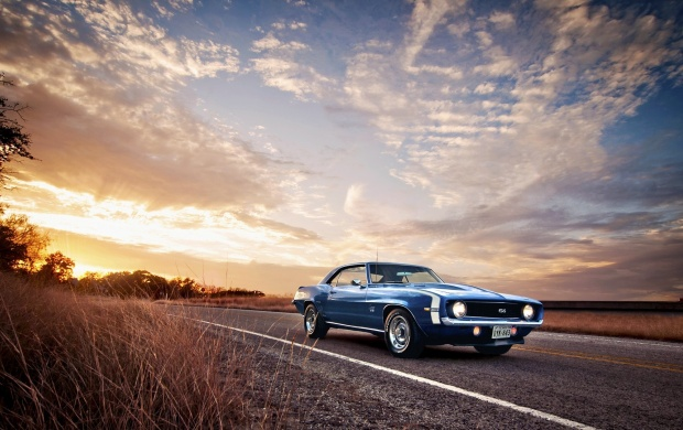 Chevrolet Camaro Ss 1969 (click to view)