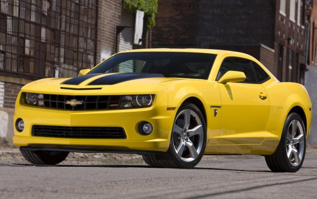 Chevrolet Camaro Transformers 2010 (click to view)