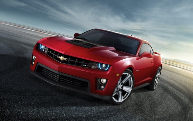 Chevrolet Camaro ZL1 2012 (click to view)