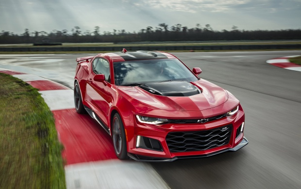 Chevrolet Camaro ZL1 2017 (click to view)