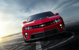 Chevrolet Camaro ZL1 View