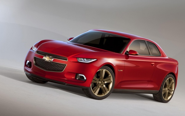 Chevrolet Code 130R Concept (click to view)