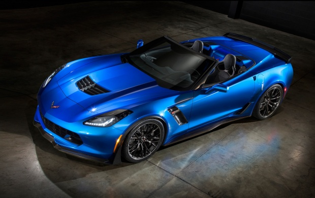 Chevrolet Corvette Z06 Convertible 2015 (click to view)