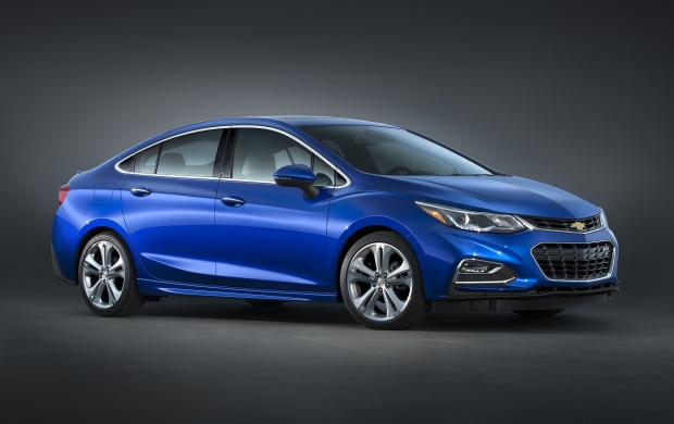 Chevrolet Cruze 2016 (click to view)