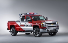 Chevrolet Silverado Firefighter 2013