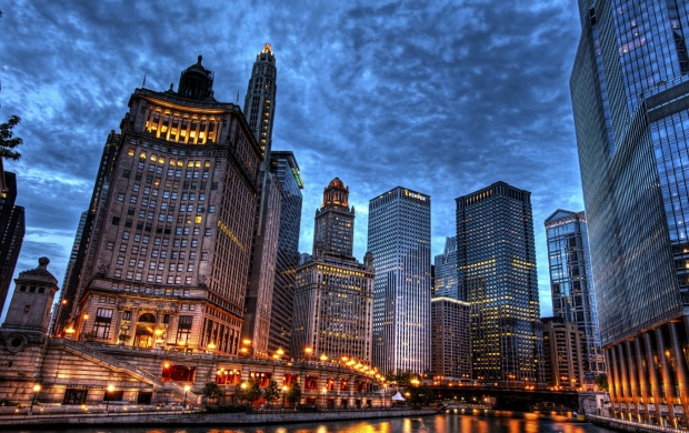 Chicago Classic Scenery (click to view)