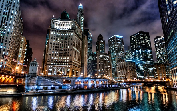 Chicago Seeing Lights (click to view)