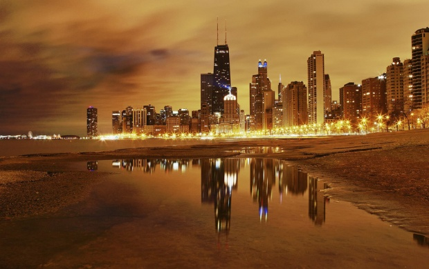 Chicago Skyline (click to view)