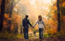 Childhood Love Walk