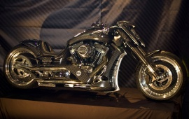 Chopper Tuning Airbrush Bike