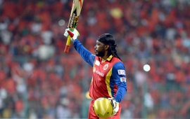 Chris Gayle 2016