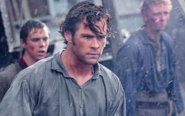 Chris Hemsworth As Owen Chase In the Heart of the Sea