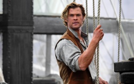 Chris Hemsworth In In The Heart Of The Sea 2015