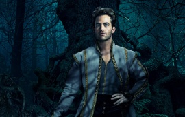 Chris Pine In Into the Woods 2014