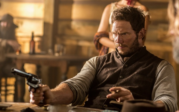 Chris Pratt The Magnificent Seven (click to view)
