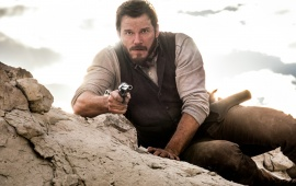 Chris Pratt The Magnificent Seven 2016