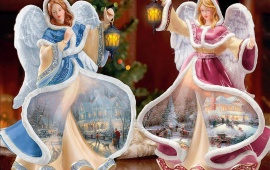 Christmas Angels of Hope