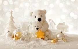 Christmas Winter Decoration Toy