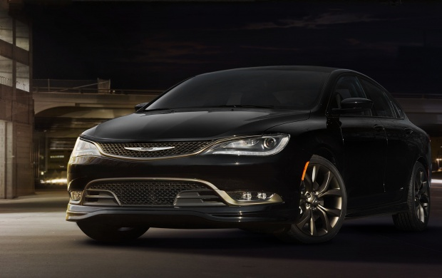 Chrysler 200S Alloy Edition 2016 (click to view)