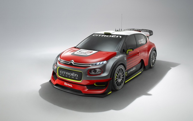 Citroen C3 WRC Concept 2016 (click to view)