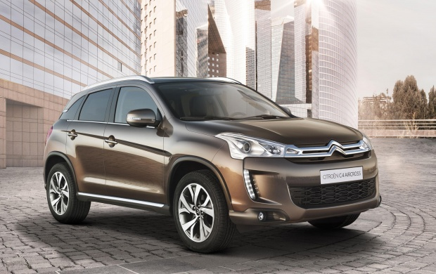 Citroen C4 AirCross (click to view)