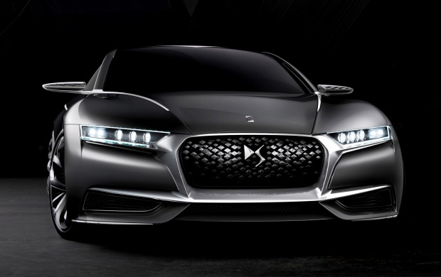 Citroen DIVINE DS Concept (click to view)