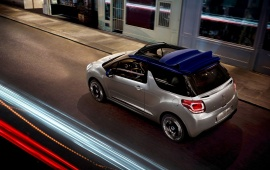 Citroen DS3 Cabrio Car
