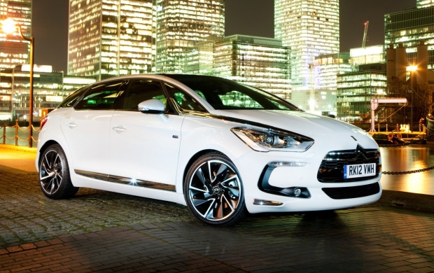 Citroen DS5 (click to view)