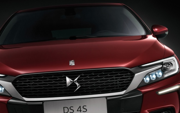 Citroen DS 4S 2017 (click to view)