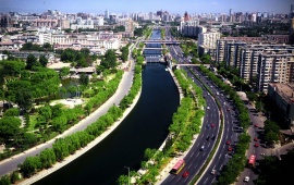 Cityscapes Roads Rivers