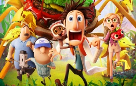 Cloudy With A Chance Of Meatballs 2 Happy