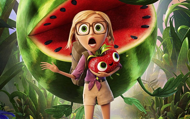 Cloudy With A Chance Of Meatballs 2 Stills (click to view)