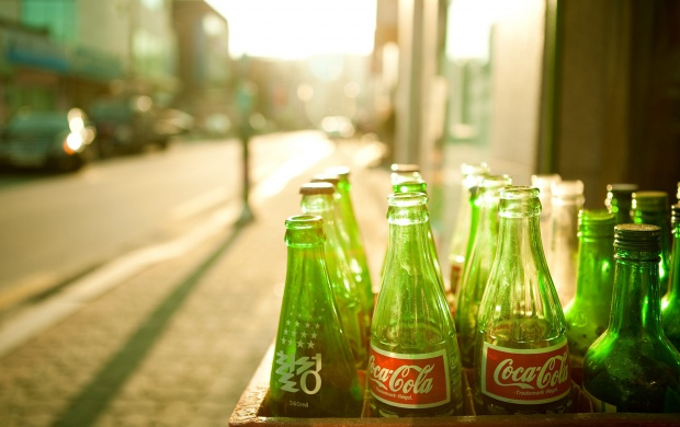 Coca Cola Bottle (click to view)