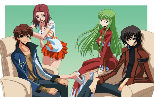 Code Geass (click to view)