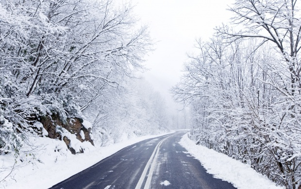 Cold Winter Road (click to view)