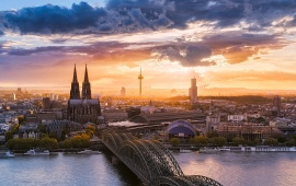 Cologne Cathedral Germany City