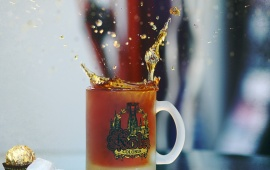 Coloniya Coffee Mug Splash