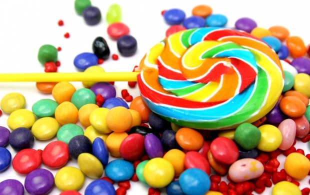 Colorful Candies (click to view)