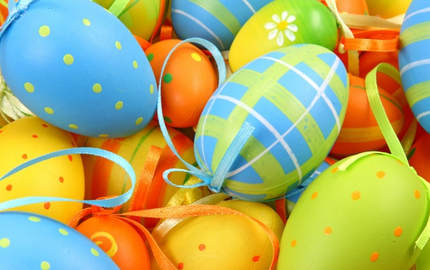Colorful Easter Eggs (click to view)
