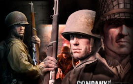 Company Of Heroes Soldiers